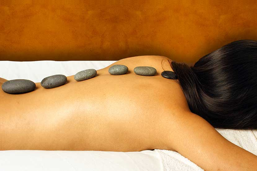 Hot stone massage for lower back pain-5836